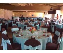Украшение на свадьбу в коричневом цвете фото и цены
