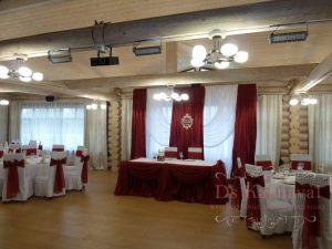 Декор свадеб в красном цвете фото и цены