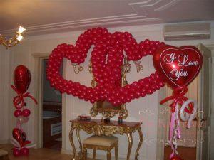 Декор свадеб в красном цвете красиво