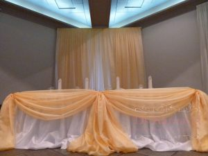 Оформление на свадьбу в кремовом цвете недорого цены