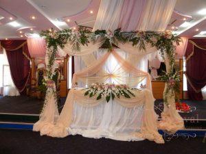 Оформление свадеб в кремовом цвете фото