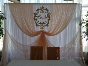 Декор свадеб в кремовом цвете дешево