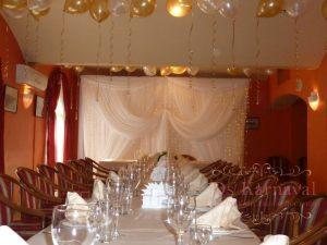 Украшение свадеб в кремовом цвете фото