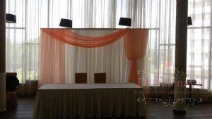 Декор на свадьбу в кремовом цвете дешево