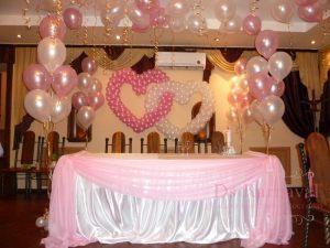 Оформление на свадьбу в кремовом цвете фото и цены