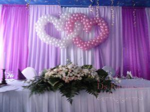 Украшение свадеб в лавандовом цвете оригинально