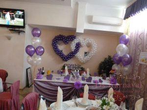 Украшение свадьбы в лавандовом цвете дешево