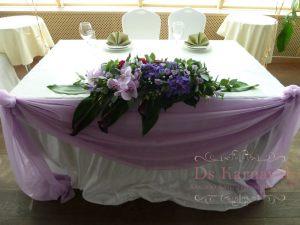 Декор свадеб в лавандовом цвете недорого цены