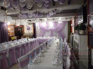 Украшение на свадьбу в лавандовом цвете дешево