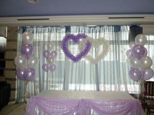 Декор свадеб в лиловом цвете недорого цены