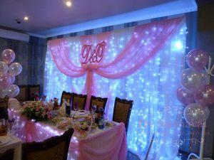 Оформление свадьбы в лиловом цвете фото