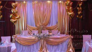 Декор свадеб в лиловом цвете недорого