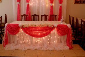 Оформление свадеб в малиновом цвете фото и цены