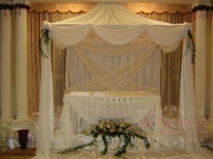 Декор на свадьбу в молочном цвете дешево