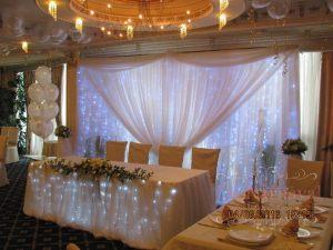 Декор на свадьбу в молочном цвете фото и цены