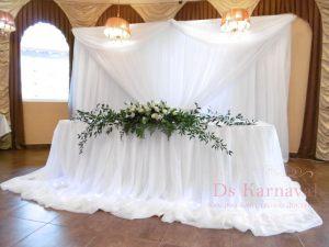 Украшение свадьбы в молочном цвете недорого цены