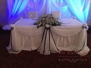 Декор свадьбы в молочном цвете недорого