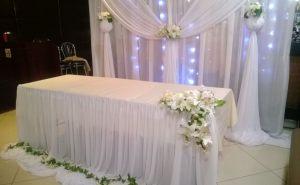 Оформление свадьбы в молочном цвете недорого цены