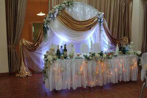 Декор на свадьбу в молочном цвете цены