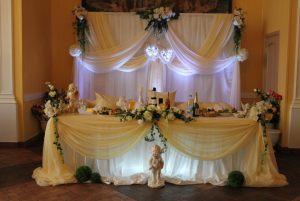 Оформление свадеб в молочном цвете цены