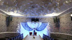 Украшение свадьбы в морском цвете цены