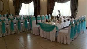 Декор свадьбы в морском цвете красиво