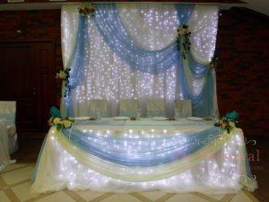 Декор на свадьбу в морском цвете недорого