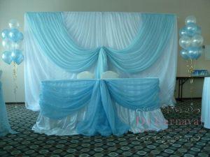 Оформление на свадьбу в морском цвете фото и цены