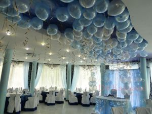 Декор свадеб в морском цвете дешево