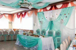 Декор свадьбы в мятном цвете дешево