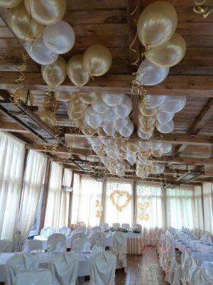 Оформление свадеб в необычном цвете недорого