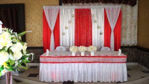 Украшение свадеб в необычном цвете цены