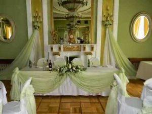 Оформление на свадьбу в оливковом цвете недорого цены