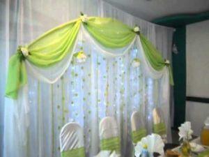 Декор свадьбы в оливковом цвете фото и цены