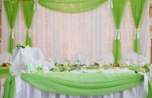 Декор свадьбы в оливковом цвете недорого цены