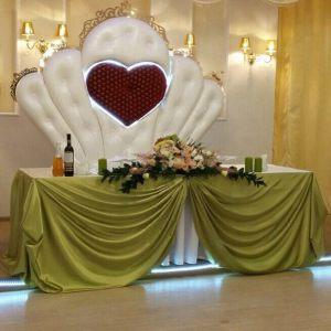 Украшение свадьбы в оливковом цвете фото и цены