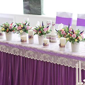 Декор на свадьбу в цвете орхидеи фото и цены