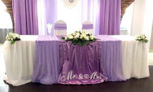 Оформление свадеб в цвете орхидеи фото
