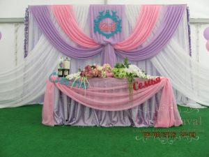 Оформление на свадьбу в цвете орхидеи оригинально