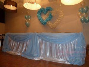 Оформление на свадьбу в пастельных цветах недорого в Москве
