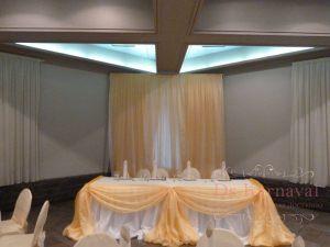 Оформление свадеб в пастельных цветах в Москве