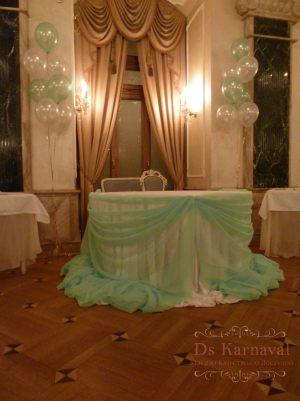 Декор на свадьбу в пастельных цветах цены
