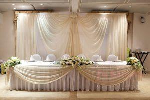 Украшение свадеб в пастельных цветах красиво