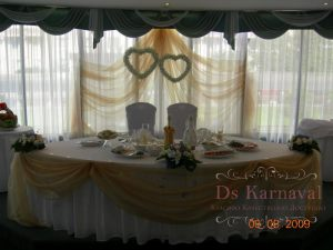 Украшение свадьбы в пастельных цветах недорого