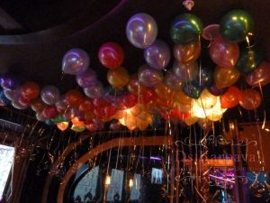Декор свадеб в разных цветах в Москве