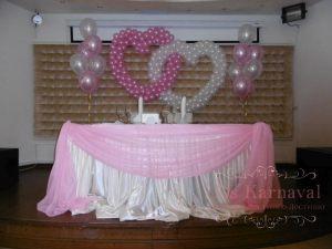 Оформление свадеб в розовом цвете фото и цены