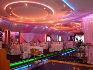 Украшение на свадьбу в розовом цвете оригинально