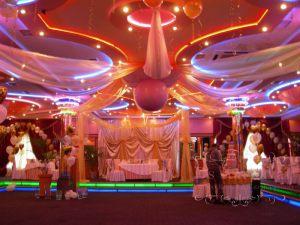 Оформление свадеб в розовом цвете цены