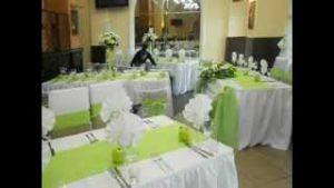 Оформление свадеб в салатовом цвете дешево
