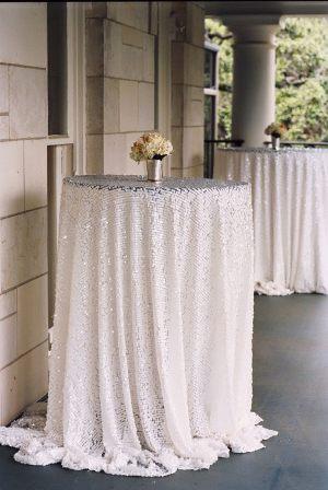 Украшение свадьбы в серебряном цвете недорого